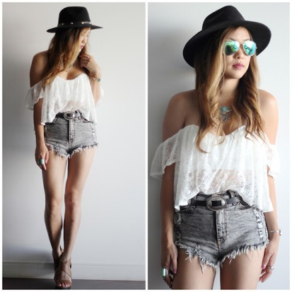 outfit-ideas-with-high-waist-shorts-6